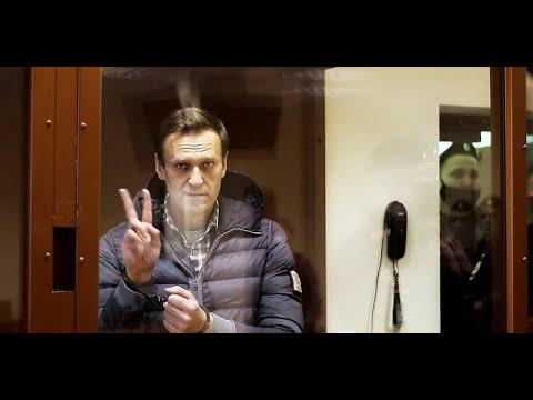Опять о ДВОРЦАХ Путина! Навальный выступил в суде с последним словом - Видео онлайн