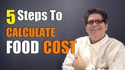 Calculate Food Cost | 5 Steps to Reduce Costs for Restaurant Management