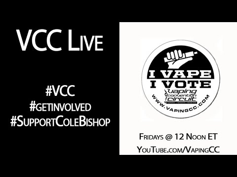 VCCLive Ep. 1 - FDA Deeming & Strategy