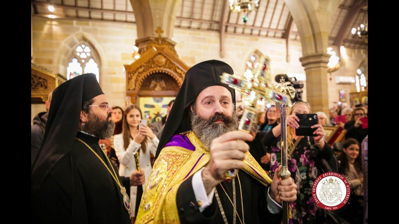 Greek Orthodox Archdiocese of Australia Live Stream