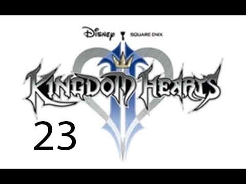 Kingdom Hearts 2   Episode 23   Exit Stage Right