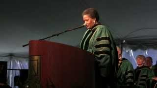 myrlie evers williams at wagner college