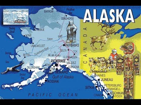 Russland verkauft Alaska an die USA Radio Dokumentation Diashow