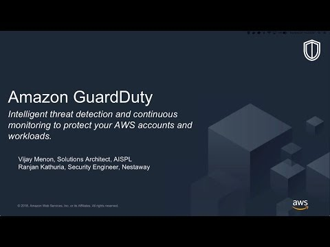Detecting and Remediating Threats to Your AWS Accounts and Workloads with Amazon GuardDuty