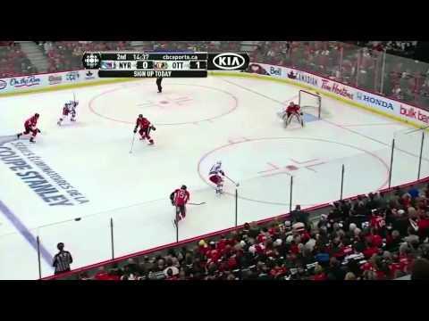 New York Rangers @ Ottawa Senators Game 6 4/23/12