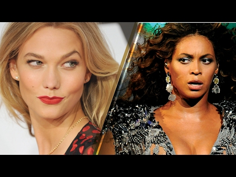 Taylor Swift Friend Karlie Kloss Thinks Beyoncé was in TLC, BeyHive Calls her Racist!