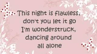 Repeat youtube video Taylor Swift-Enchanted [with lyrics]