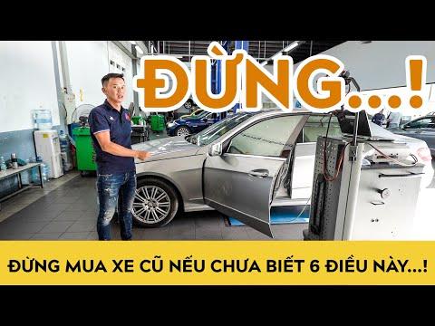 Đừng mua xe cũ, xe lướt,... nếu bạn chưa biết đến 6 điều này   Mercedes E300 W212 Autodaily