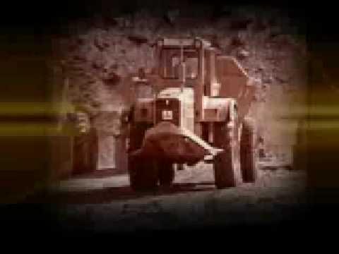 Volvo Construction Equipments Historia 1832-2007