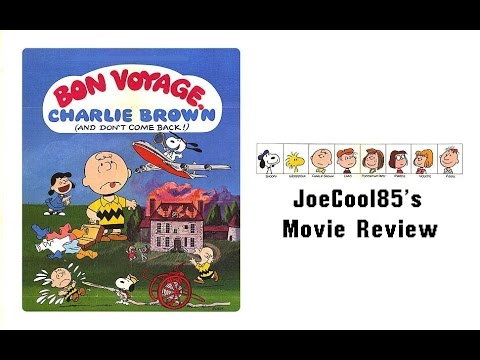 Bon Voyage, Charlie Brown (And Don't Come Back!) (1980): Joseph A. Sobora's Movie Review