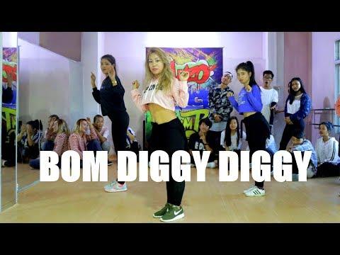 Bom Diggy Diggy  Zack Knight  Alan Rinawma Dance Choreography