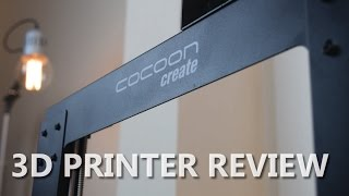 Reviewing the Aldi 3D Printer! Cocoon Create
