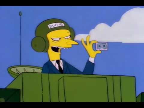 The Simpsons - Waterloo