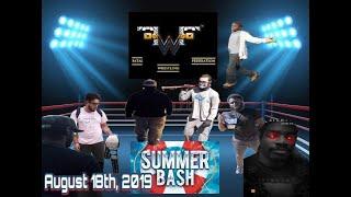 FWF Summerbash 8/18/19