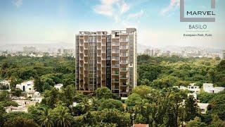Marvel Basilo - Premium Homes at Pune (Walkthrough)