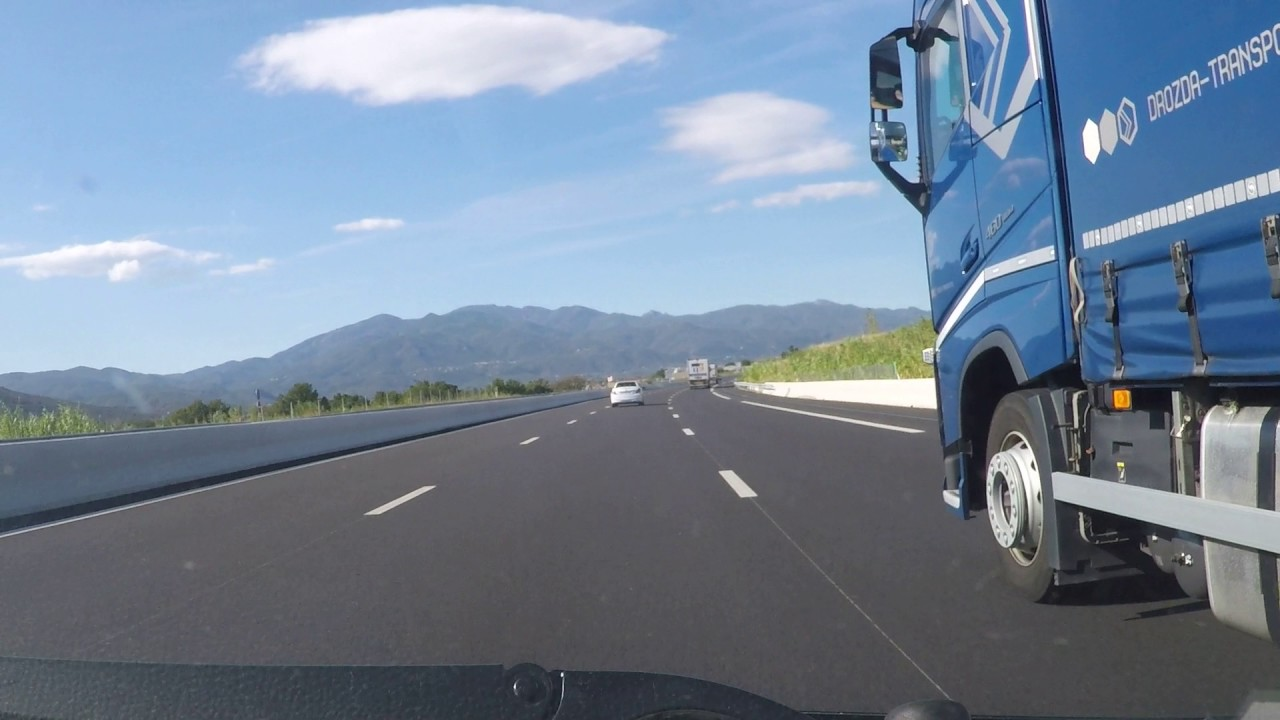 Rencontre autoroute a9