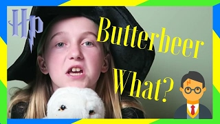 HOW TO MAKE BUTTERBEER LIP BALM | DIY | HARRY POTTER | CRAFTS