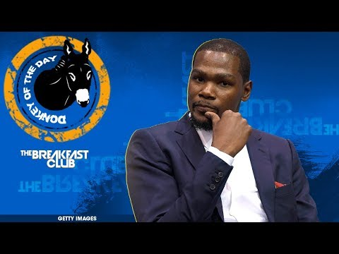 Kevin Durant Apologizes For