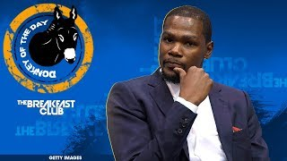 Kevin Durant Apologizes For 'Idiotic' T...