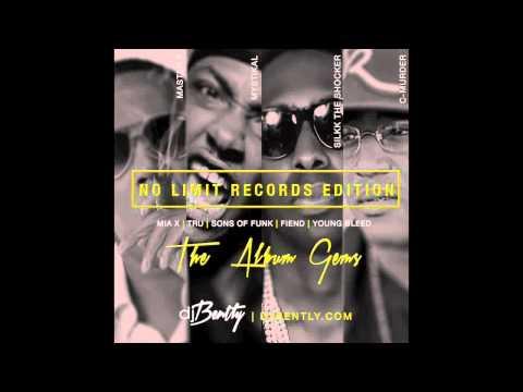 """Album Gems"" No Limit Records Edition By DJ Bently"