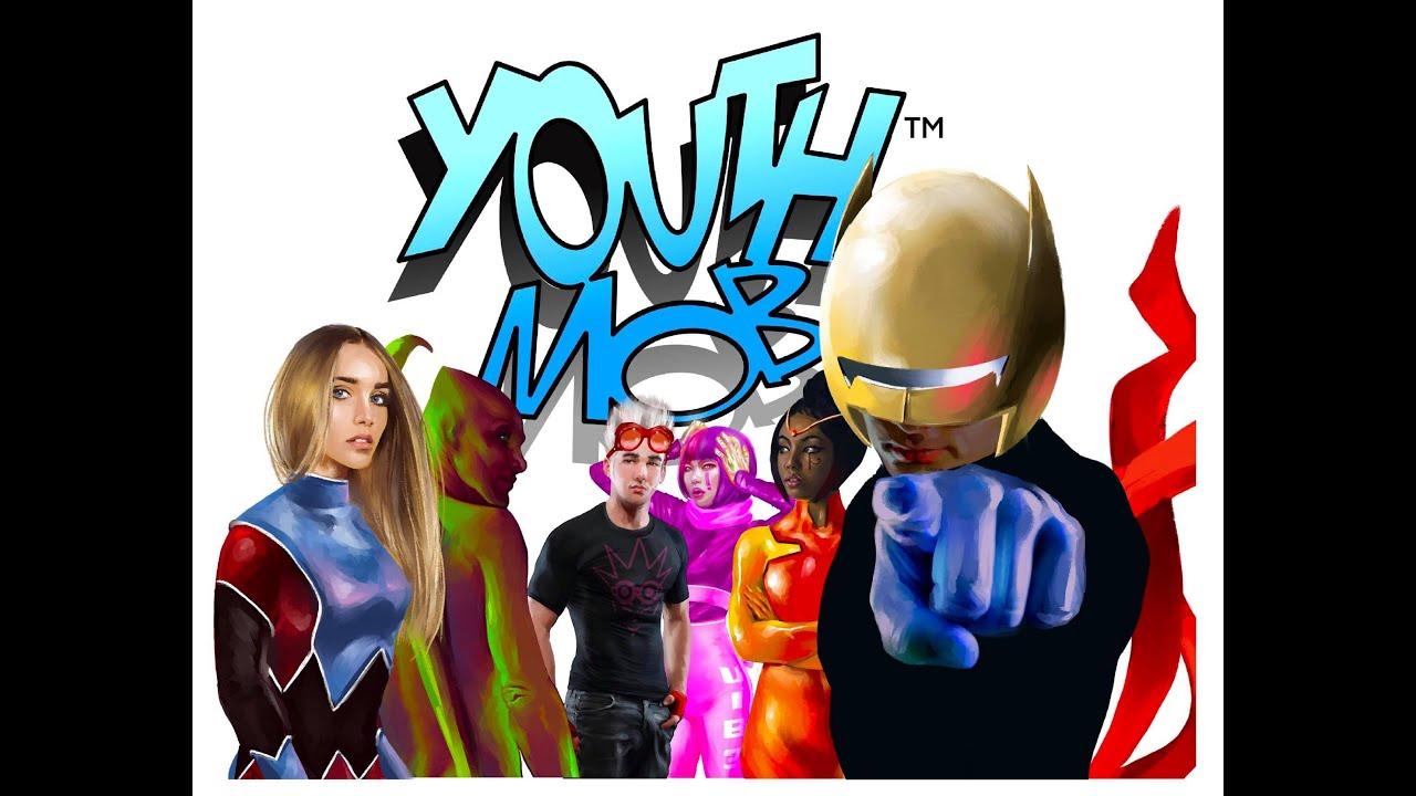 3B Comics: Youth Mob Animation