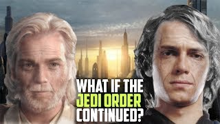What if the Jedi Order Survived Order 66