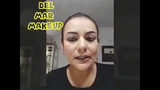 Video Maquillando tus cejas con DIANA DEL MAR MAKEUP download MP3, 3GP, MP4, WEBM, AVI, FLV November 2017