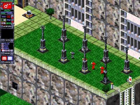 DOS Game: Gender Wars