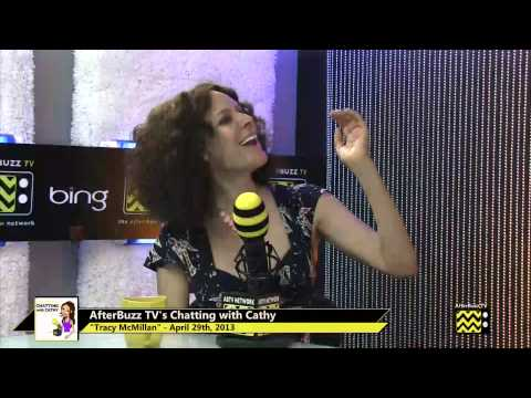Tracy McMillan Interview | AfterBuzz TV's Chatting with Cathy | April 29th, 2013