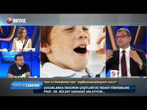 Çocuk Göğüs Hastalıkları Uzmanı Prof.Dr. Bülent Karadağ  04.06.2016