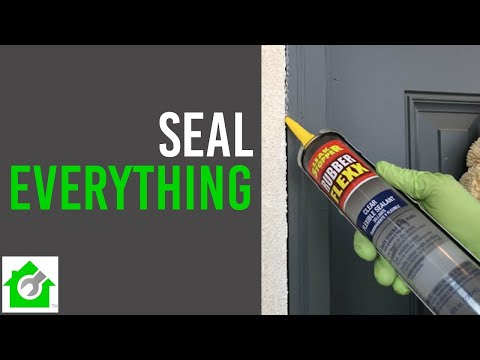 Universal Waterproof Sealant - Stops Leaks