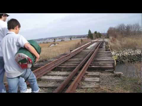 Stand By Me Train Scene