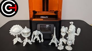 Can The Creality LD-002R Resin Printer Compete With The Elegoo Mars?!