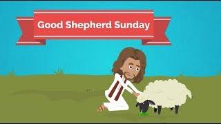 Catholic Kids Media - The Good Shepherd - Easter 4C