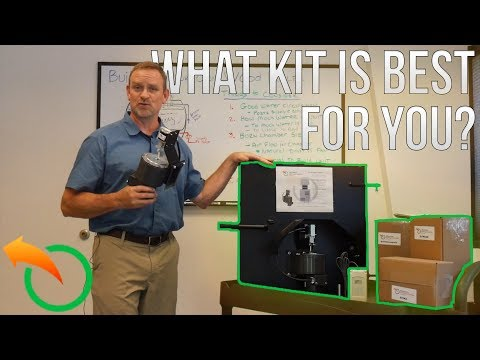 Kits To Build Your Own Wood Boiler!