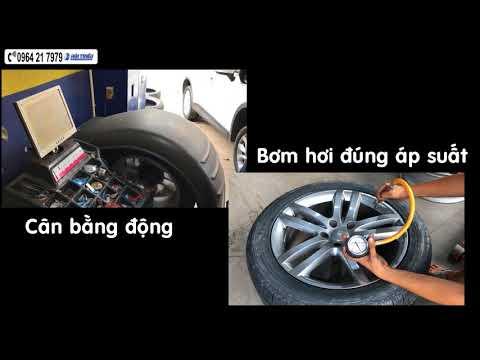 Thay lốp Pirelli Scorpion Zero cho Audi Q7