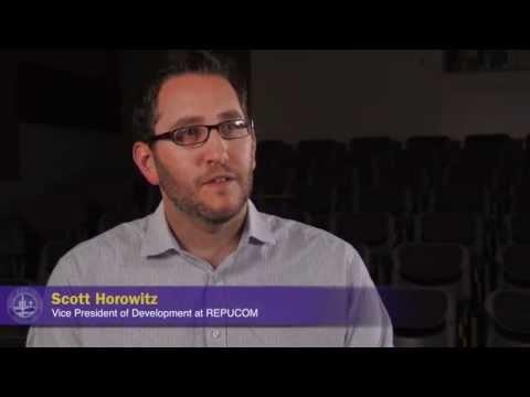 Scott Horowitz Visits Gcu Students