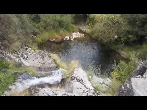 Percurso na Serra de Arga