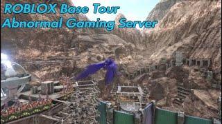ROBLOX Base Tour - #ABNORMAL GAMING
