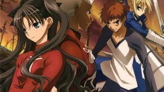 AMV - Fate/Stay Night: Unlimited Blade Works (Diamond Eyes)