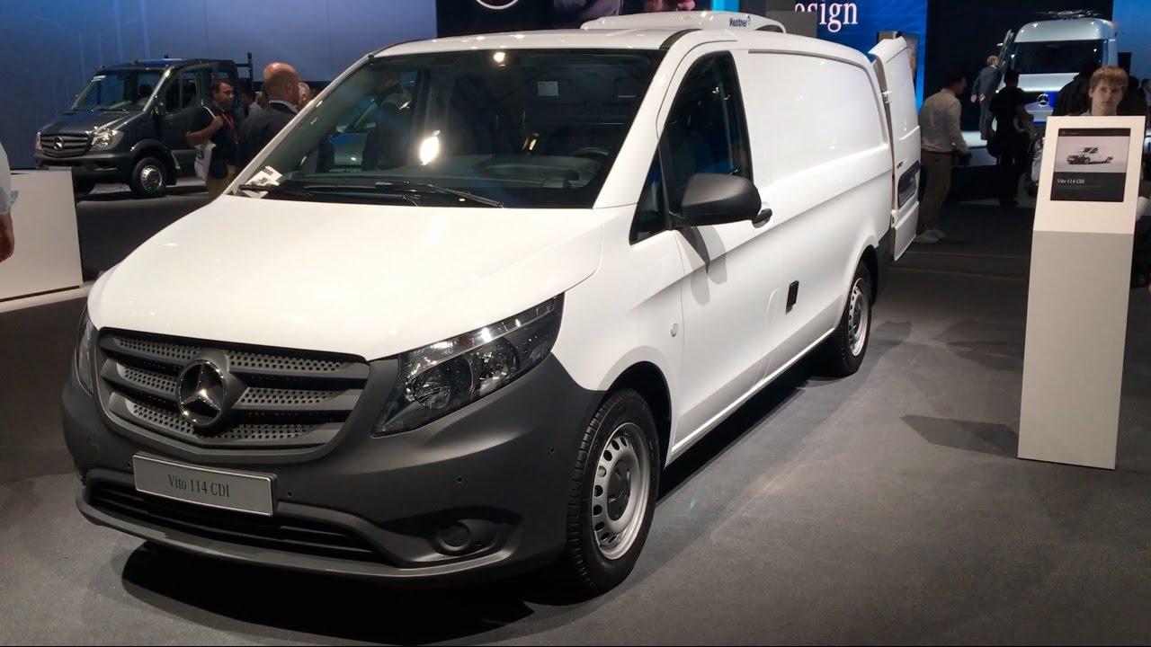 mercedes benz vito 114 cdi 2017 in detail review walkaround interior exterior youtube. Black Bedroom Furniture Sets. Home Design Ideas
