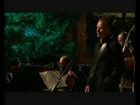 Sting - Fields Of Gold - Tuscany