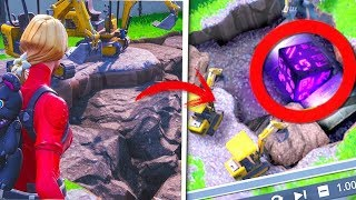 *NEW EXCAVATION* OF STONES NOW IN BALSA BARE TOSITY FORTNITE!!