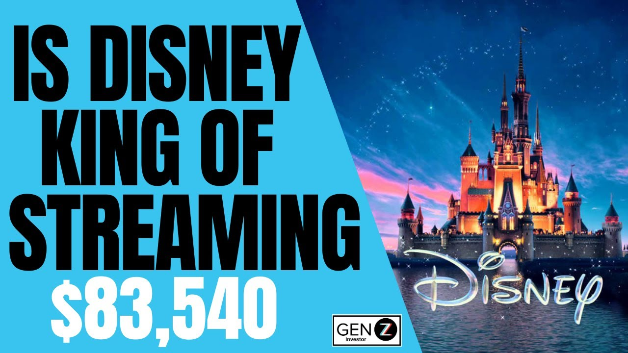 Disney stock price takes a hit after Disney Plus subscribers grow ...