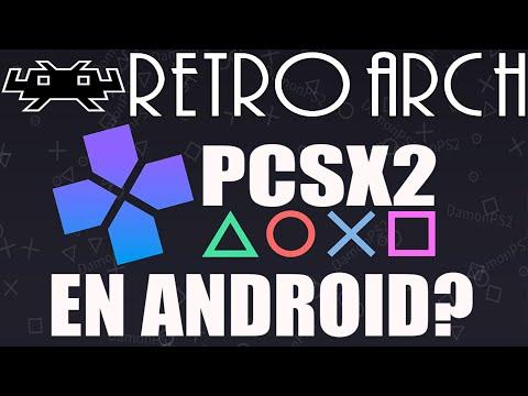PCSX2 EN ANDROID?