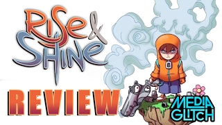 RISE & SHINE REVIEW: PS4 ,XBOXONE & STEAM
