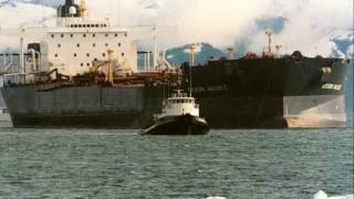 "ss Exxon Valdez, Exxon Oil, Soundtrack ""Time"""