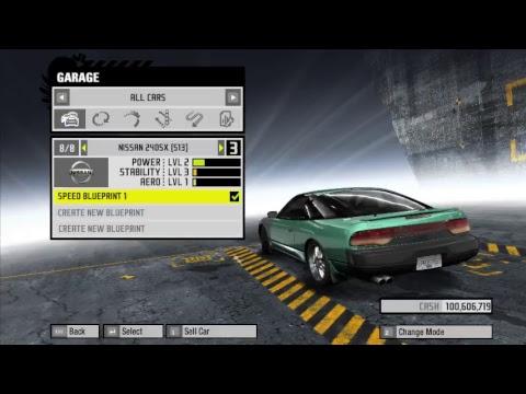 Remaking Ryan Cooper's 240SX In Prostreet!