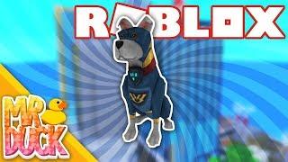 COMMENT GET THE SUPER PUP - ÉVÉNEMENT ROBLOX HEROES