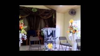 Sermon by 7year old  Justin Daniel Cardinal